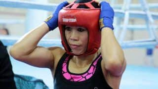 Mary Kom Sets Sights on Historic Seventh World Championships Gold