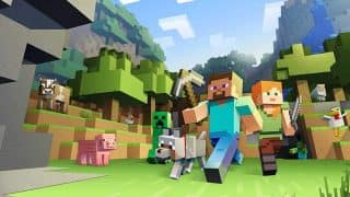 Over 112 million play Minecraft a month: Microsoft