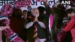 Welcome Messages Pour in as PM Modi Returns From US Tour
