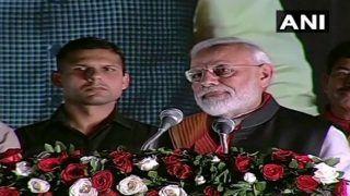 PM मोदी बोले- विश्व मंच पर भारत के प्रति पिछले पांच सालों में और बढ़ा सम्मान