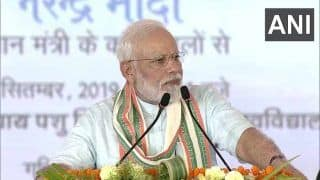 Unfortunate That Some Get Alarmed on Hearing 'Om', 'Cow': PM Modi