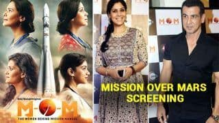 Watch Full Video of The Screening of Mission Over Mars Here: Sakshi Tanwar, Mona Singh, Ronit R...