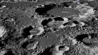 Chandrayaan-2: Lander 'Vikram' Had 'Hard Landing' on Moon, NASA Orbiter Camera Releases Pictures