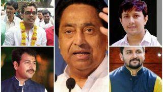 कमलनाथ सरकार के खिलाफ आंदोलन करेगी भाजयुमो, समिति में BJP नेताओं के पुत्रों को जिम्मेदारी