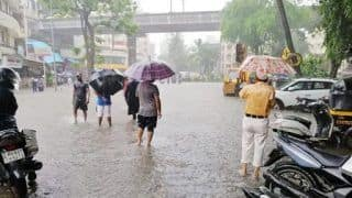 Mumbai Rains: Suburban Train Services Restored Between Churchgate-Vasai; Red Alert Still in Place