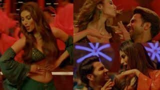 Mouni Roy's Hot And Sensuous Dance in 'Odhani' With Rajkummar Sets The Internet on Fire -Watch