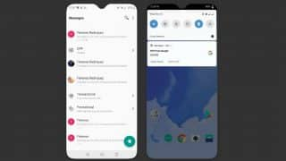OnePlus partners Gupshup to brings smart SMS features to OxygenOS