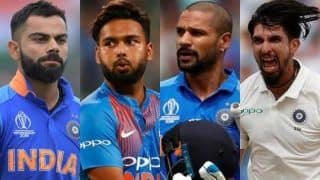 Virat Kohli, Shikhar Dhawan, Ishant Sharma, Rishabh Pant Named in 50-Member Probable Squad of Delhi For Upcoming Vijay Hazare Trophy