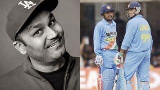 Virender Sehwag Reveals On-Field Moment When Former Captain Sourav Ganguly Was Angry Over Him For Hitting