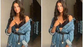 Ananya Panday 'Unbuttons' The Devil Inside Her in THIS Smouldering Picture And Fans Can't Keep Calm!