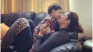 Indian Tennis Ace Sania Mirza Treats Fans to Aww-dorable Picture of Son Izaan Mirza Malik And Our Day is Made!