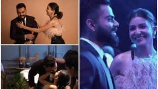 Anushka Sharma-Virat Kohli's Mushiness in THIS Video From Indian Sports Honours Will Make You Amp Your Romance Game!