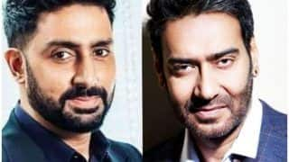 Abhishek Bachchan Takes Fans by Surprise as he Begins Shooting For Ajay Devgn's 'The Big Bull'