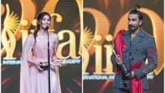 IIFA Awards 2019: Best Actress Alia And Best Actor Ranveer Lead Winners' List of Glitzy Night