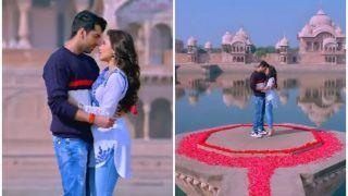 Dream Girl Song Ik Mulaqaat Out: Nushrat Bharucha-Ayushmann Khurrana's Old School Romance Will Make You up Your Love Game
