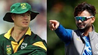 दक्षिण अफ्रीका के बल्लेबाजी कोच लांस क्लूजनर ने दी पंत को सलाह, कहा- दूसरों की गलती से सीखें