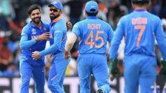 INDvSA: पिच पर उतरते ही इस भारतीय खिलाड़ी ने कर ली धोनी की बराबरी
