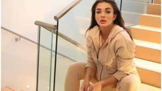 Amy Jackson's Tiny Munchkin Andreas Jax Panayiotou Beats Her in Modelling Game as he Poses Like a Pro For Camera