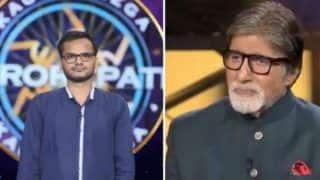 KBC 11 September 12 Episode: Sanoj Raj, Who Becomes The First Crorepati of This Season, Will Take on Rs 7 Crore Question