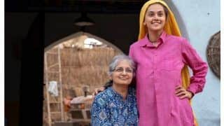 Saand Ki Aankh: Taapsee Pannu's Appreciation Post For Mom With THIS Picture is Giving us Serious Guilt Trip!