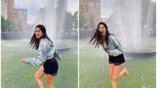 Ishaan Khatter Cracks Fans up as he Trolls Janhvi Kapoor's 'Mere Khwaabon Mein jo Aaye' Mood in New York
