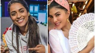 Lilly Singh Flaunts Her Lucky Charms on Late Night Show's Sets, Jacqueline Fernandez Roots For The YouTuber