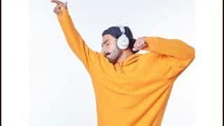 Ranveer Singh Paints Instagram Yellow With Happiness And THIS is The Reason Why