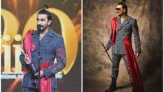 Ranveer's 'Kabootar' Look And Best Actor Award at IIFA Will Brush Aside Your Thursday Blues!