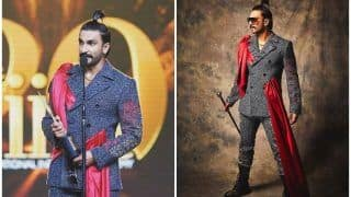 Ranveer Singh's Wax Statue to Join Deepika Padukone's at Madame Tussauds London