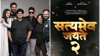 Satyameva Jayate 2: Divya Khosla Kumar-John Abraham to Lead Sequel of Milap Zaveri-Directorial