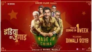 Rajkummar Rao-Mouni Roy Land in a 'Soup' And THIS Teaser of Made in China is Proof!