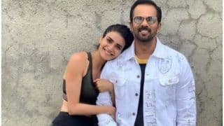 Khatron Ke Khiladi 10: Kunwar Amar Accuses Karishma Tanna of Stealing His Shoes as She Strikes Sultry Poses With Rohit Shetty