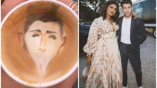 Priyanka Chopra's Visibly Excited Video Flaunting Before-After of Nick Jonas-Themed Coffee Goes Viral