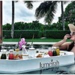 Sonakshi Sinha Enjoying Her Meal in Pool in Exactly How We'd Like Our Weekdays to Look, Picture From Maldives Goes Viral