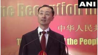 Hong Kong Purely Internal Affair, Won't Let External Forces to Interfere: Chinese Ambassador to India