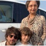 AbRam's Identical Pose With Shah Rukh Khan as he Wishes Mother-in-Law on Birthday Sets Fans Drooling Over Viral Picture