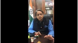 Congress Slams Govt on One Month of 'Kashmir Lockdown'; Shashi Tharoor, Ghulam Nabi Azad Share Video | Watch