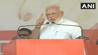 PM Modi to Interact With BJP Workers in Varanasi Today