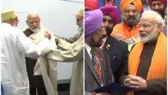 ह्यूस्टन: सिखों, बोहरा मुस्लिमों से मिले PM मोदी, कश्मीरी पंडितों से कहा- आपने बहुत कष्ट झेले