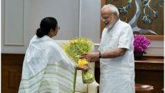 ममता ने पीएम मोदी से मुलाकात कर निमंत्रण भी दिया, जानें क्यों बुलाया पश्चिम बंगाल