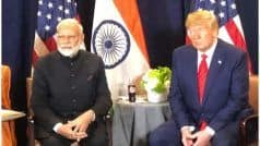 India, US to Hold Talks on Defence, Terrorism During Trump's Visit: Foreign Secretary Harsh Vardhan Shringla