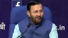 Over 11 Lakh Railway Employees to Get 78 Days Wage as Bonus Ahead of Festive Season, says Javadekar