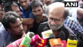'No Southern State Will Accept Imposition', Warns Rajinikanth on Hindi Row