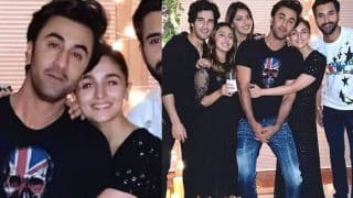 Alia Bhatt's Warm Hug to Ranbir Kapoor at Bestie Akanksha Ranjan's Birthday Bash is The Top Bollywood Viral Today