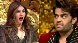 Nach Baliye 9: Maniesh Paul And Raveena Tandon's Fight Halt The Shoot For Over an Hour