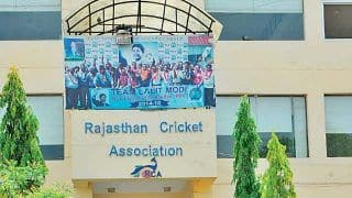 BCCI Lift Rajasthan Cricket Association's Suspension, Recognize Amended Constitution