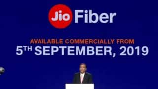 Reliance JioFiber broadband launching on September 5: Welcome offer, price and all you need to know