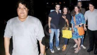 Sajid Khan Poses For Paparazzi For The First Time After Sexual Harassment Allegations During #MeToo