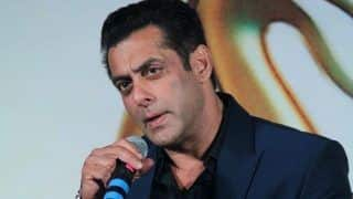 Salman Khan Gets Emotional, Says 'It's Taken me 30 Years From Sallu to Salle to Bhai And Bhaijaan'