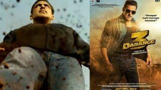 Dabangg 3 Motion Poster: Salman Khan 's Chulbul Pandey Looks Rougher And Tougher in The Third Part